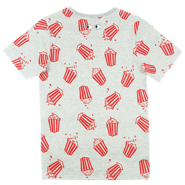 Sturdy T-shirt AOP - Popcorn Power