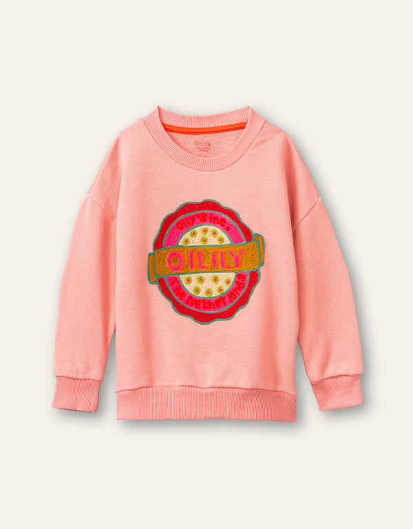 Oilily Heritage Sweater 33 with artwork