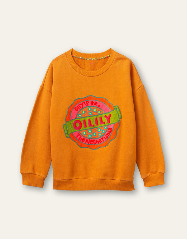 Oilily Heritage Sweater 86 with artwork