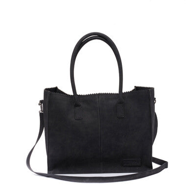 Zebra Natural Bag Lisa (black) Tassen