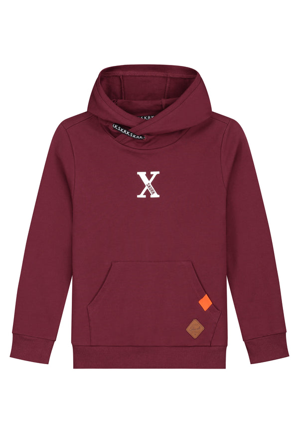 Skurk Hooded sweater Shirwin