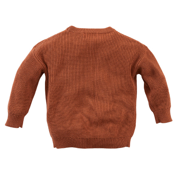 Z8 Limited Edition Knitwear Savory Copper Blush