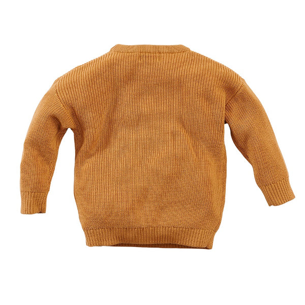 Z8 Limited Edition Knitwear Savory Crazy Curry
