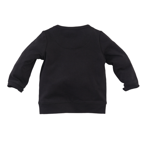 Jongen, Black/Tiger, 74, Z8, €15-€20, Long sleeves, 20-zomer, 191219