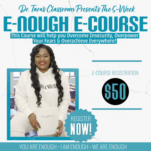 E-NOUGH E-COURSE REGISTRATION