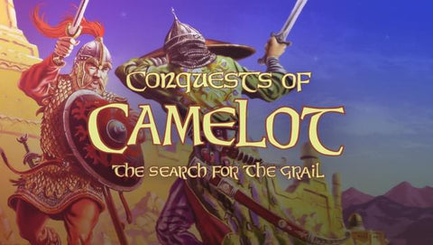 Conquests of Camelot: The Search for the Grail