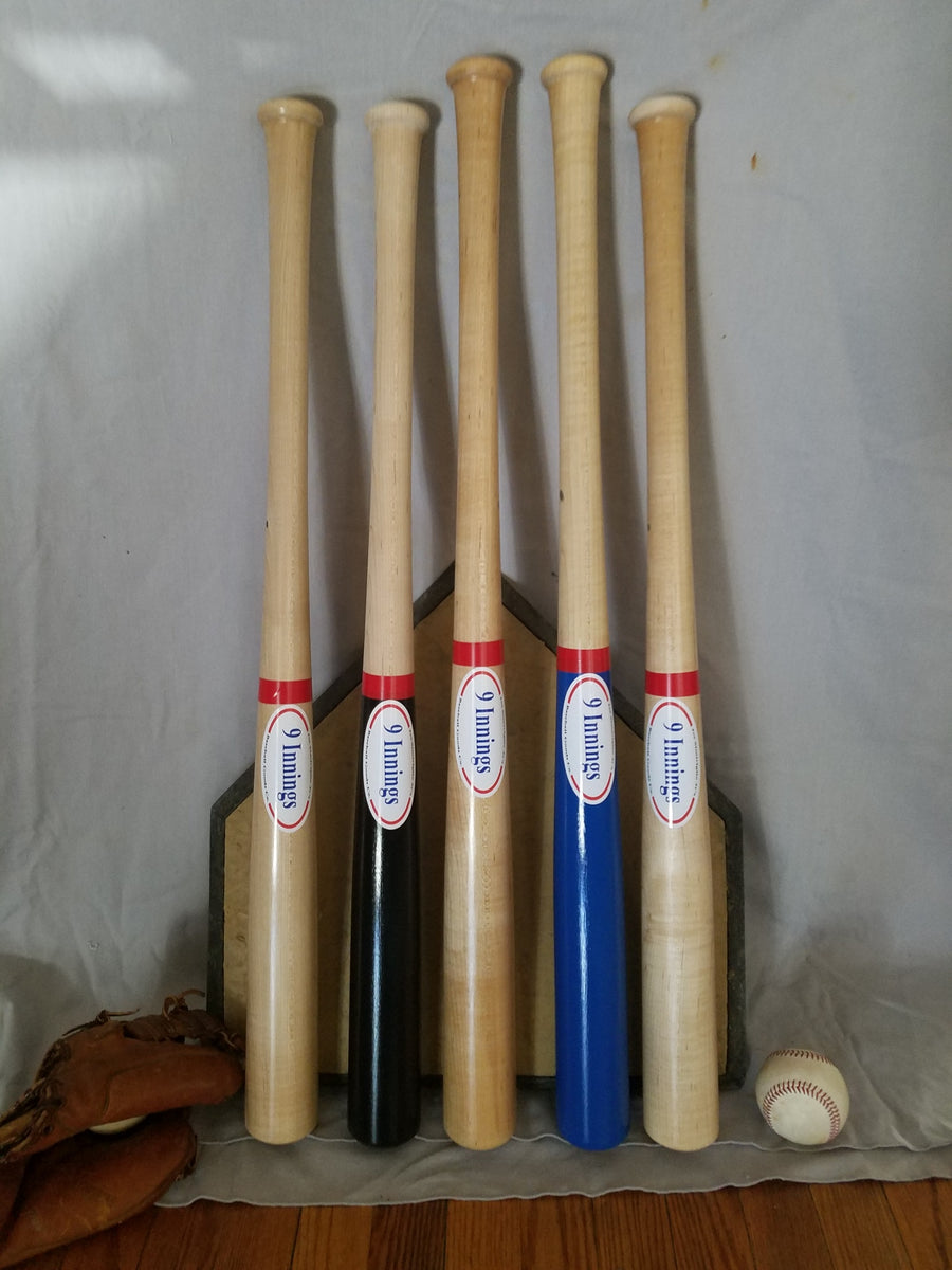 "Our #J118 Series  Baseball Bats 1.18"" Handle/ 2.50""Barrel"