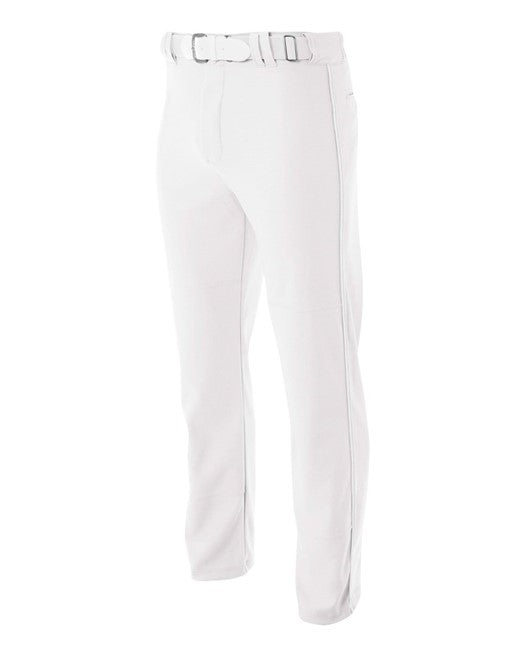 A4 Apparel ADULT MEN PRO STYLE BASEBALL PANT  N6162 - 9ibats.com