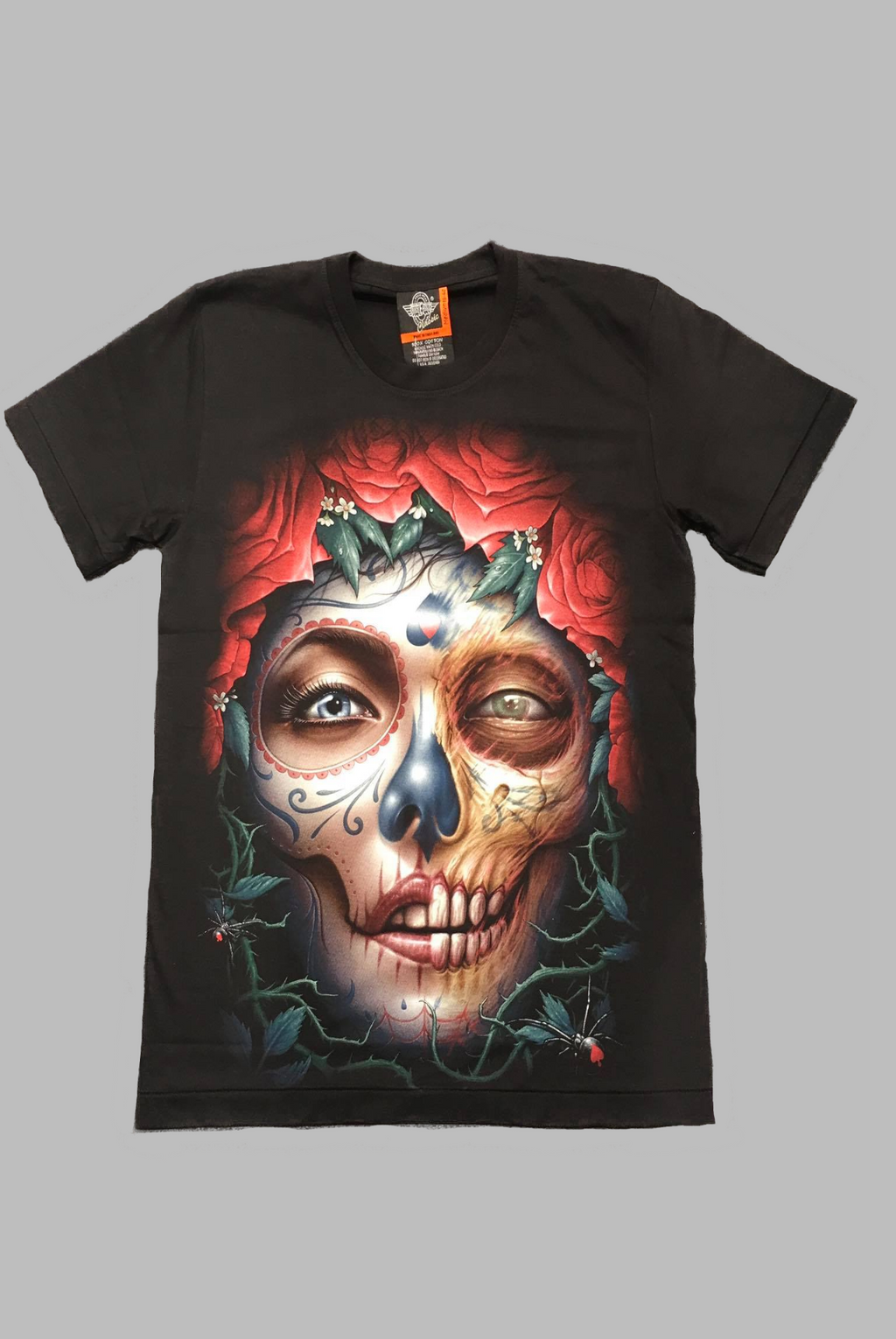 Day of the Dead - Sugar Skull TShirt