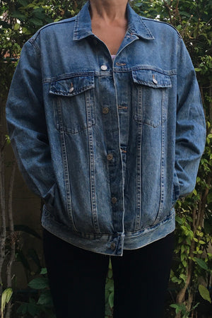 Korn - Custom Denim Jacket