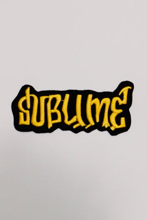 Sublime - Patch