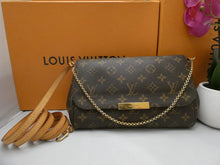 Load image into Gallery viewer, Louis Vuitton Favorite MM Monogram Crossbody Bag (FL2103)