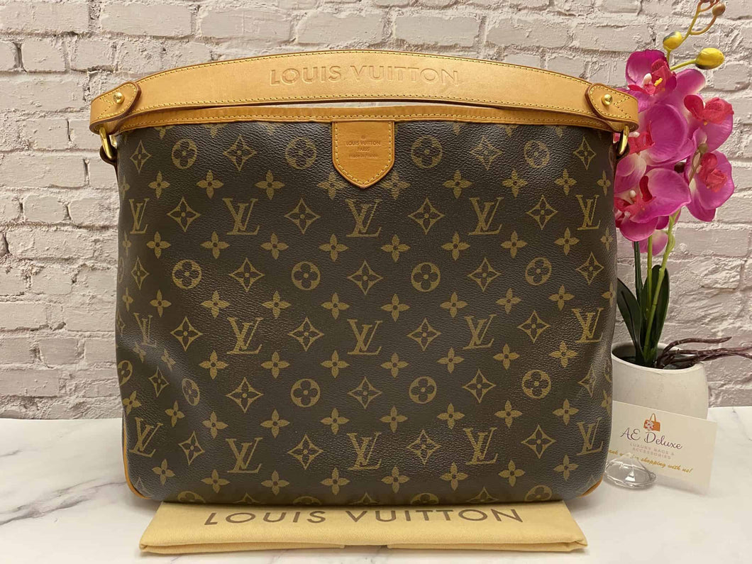 Louis Vuitton Delightful PM Monogram Shoulder Bag (FL2142)