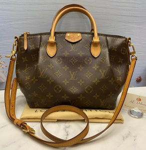 Louis Vuitton Turenne PM Monogram (SR0196)