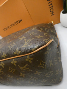 Louis Vuittion Delightful MM Monogram Shoulder Bag
