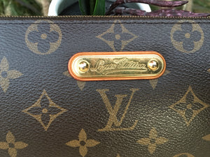 Louis Vuitton Eva Monogram Clutch Crossbody Bag (AA4192)