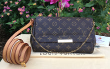 Load image into Gallery viewer, Louis Vuitton Favorite MM Monogram Bag (SA2193)