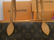 Load image into Gallery viewer, Louis Vuitton Neverfull MM Cherry Tote