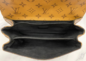 Louis Vuitton Pochette Métis Monogram Reverse Bag (DU1118)