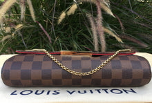 Load image into Gallery viewer, Louis Vuitton Favorite MM Damier Ebene Bag (DU2137)