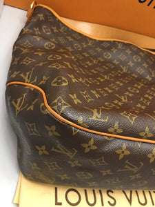 Louis Vuitton Delightful GM Tote Shoulder Bag (FL4180)