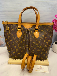 Louis Vuitton Palermo PM Bag (SR3009)