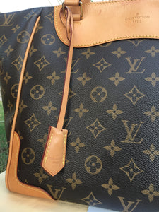 Louis Vuitton Estrela NM MM Monogram Bag (TJ1105)