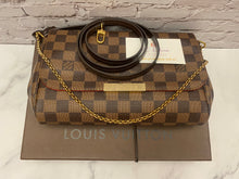 Load image into Gallery viewer, Louis Vuitton Favorite MM Damier Ebene Bag (FL2176)