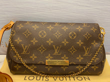 Load image into Gallery viewer, Louis Vuitton Favorite MM Monogram Bag (SA4186)