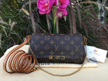 Load image into Gallery viewer, Louis Vuitton Favorite PM Monogram Bag (SA4133)