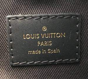 Louis Vuitton Saintonge Monogram Noir Crossbody Bag