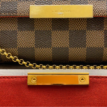 Load image into Gallery viewer, Louis Vuitton Favorite MM Damier Ebene (FL3146)