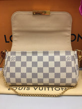 Load image into Gallery viewer, Louis Vuitton Favorite PM Damier Azur Crossbody (DU2144)