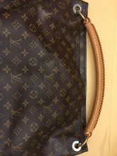 Load image into Gallery viewer, ♥️ Auth Louis Vuitton Artsy GM Monogram Large Tote Shoulder Bag + Dust Bag ♥️