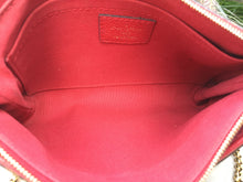 Load image into Gallery viewer, Louis Vuitton Pallas Red Clutch Crossbody Bag (GI4156)