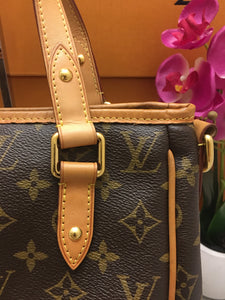 Louis Vuitton Estrela MM Monogram Shoulder Handbag (CT3182)