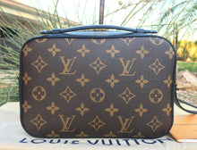 Load image into Gallery viewer, Louis Vuitton Saintonge Monogram Noir Crossbody Bag