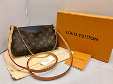 Load image into Gallery viewer, Louis Vuitton Pallas Clutch Navy Marine Blue Crossbody