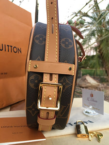 Louis Vuitton Boite Chapeau Souple Monogram Bag