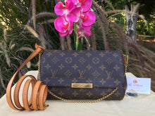 Load image into Gallery viewer, Louis Vuitton Favorite MM Monogram Bag (DU2143)