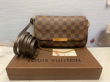 Load image into Gallery viewer, Louis Vuitton Favorite PM Damier Ebene Bag (DU2157)