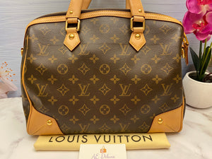 Louis Vuitton Retiro PM Monogram Bag (AR4133)