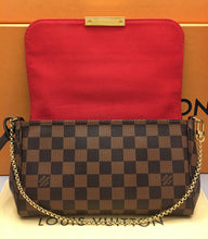 Load image into Gallery viewer, Louis Vuitton Favorite MM Damier Ebene Bag (DU0195)