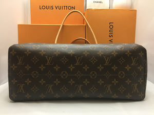 Louis Vuitton Raspail MM Monogram Shoulder Bag (SR1192)