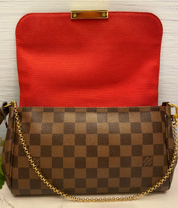 Louis Vuitton Favorite MM Damier Ebene (FL3146)