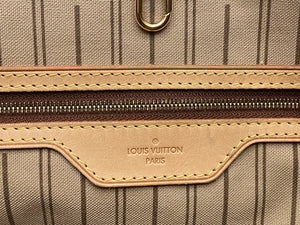 Louis Vuitton Delightful MM Monogram Bag (FL2180)
