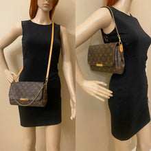 Load image into Gallery viewer, Louis Vuitton Favorite MM Monogram Crossbody (MI2114)