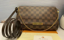 Load image into Gallery viewer, Louis Vuitton Favorite MM Damier Ebene (FL4106)