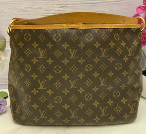 Louis Vuitton Delightful PM Monogram Beige (FL3170)