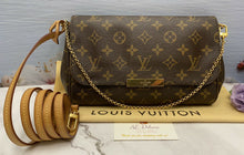 Load image into Gallery viewer, Louis Vuitton Favorite MM Monogram Clutch Purse (SA4163)